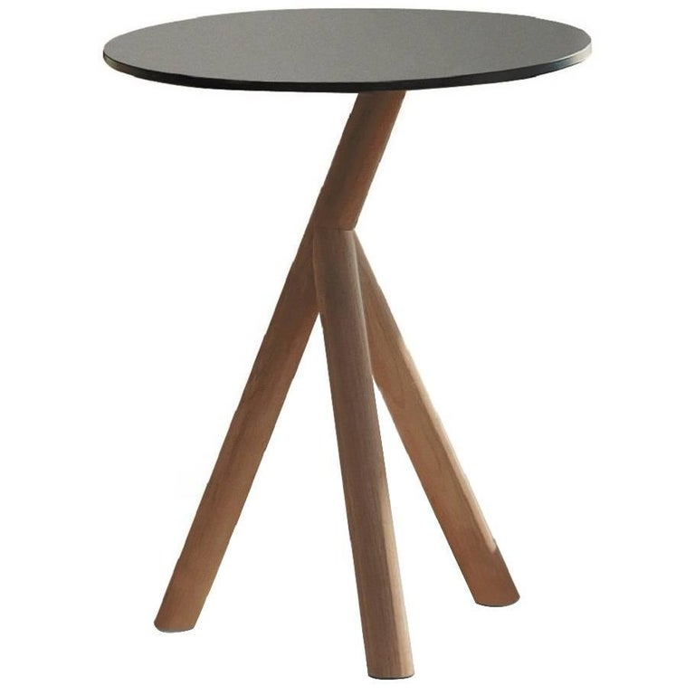 Roda Stork Side Table Designed by Gordon Guillaumier For Sale