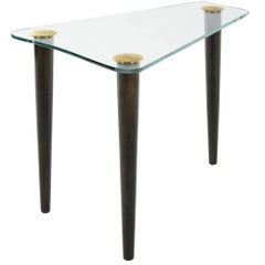 Wedge Occasional Table by Gilbert Rohde