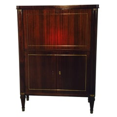 Bar Cabinet from the Art Deco Era
