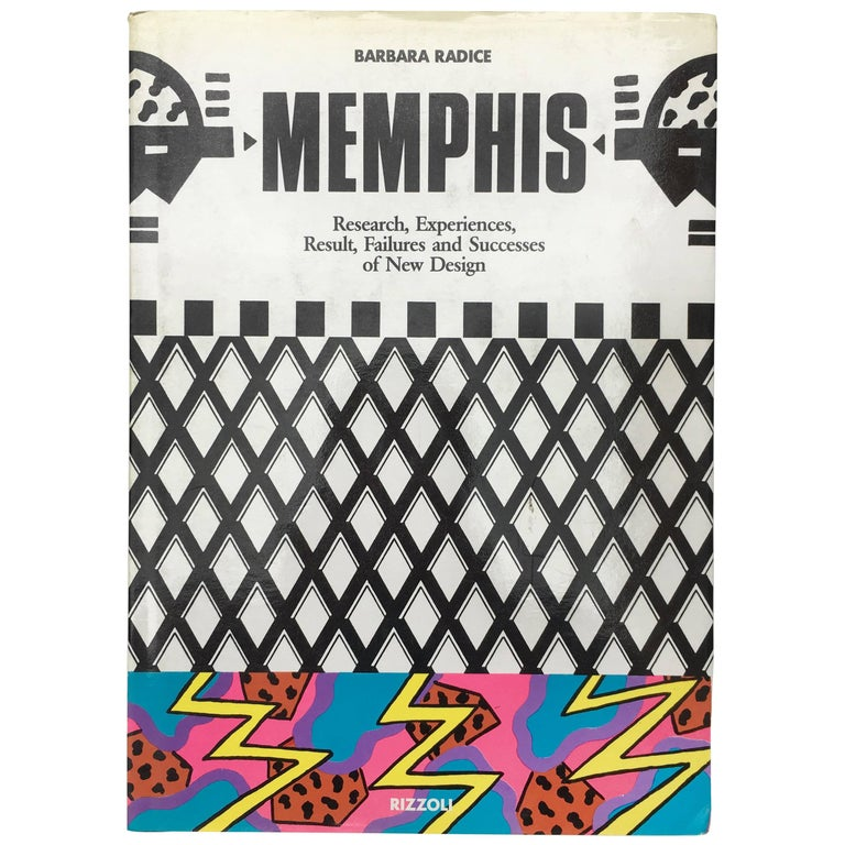 Memphis, Barbara Radice 1984 First Edition For Sale