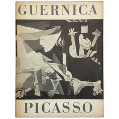 Picasso, Guernica, First Edition, 1947
