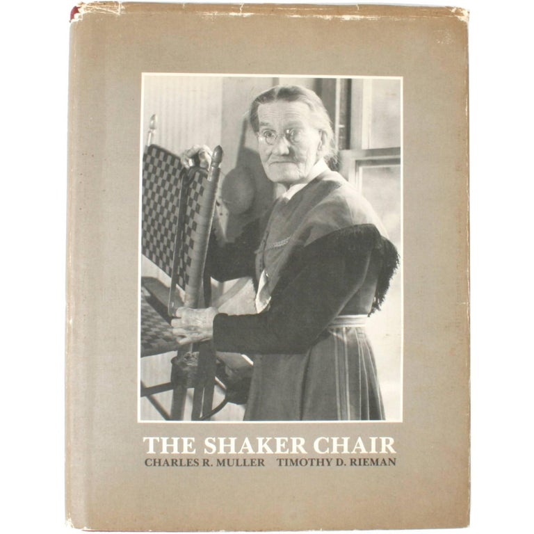 The Shaker Chair, First Edition For Sale