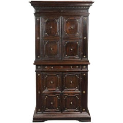 Handsome, 19th Century Tuscan Cabinet