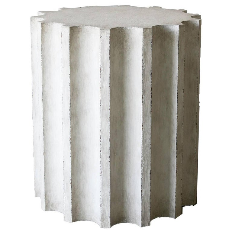 Eloquence Column Side Table