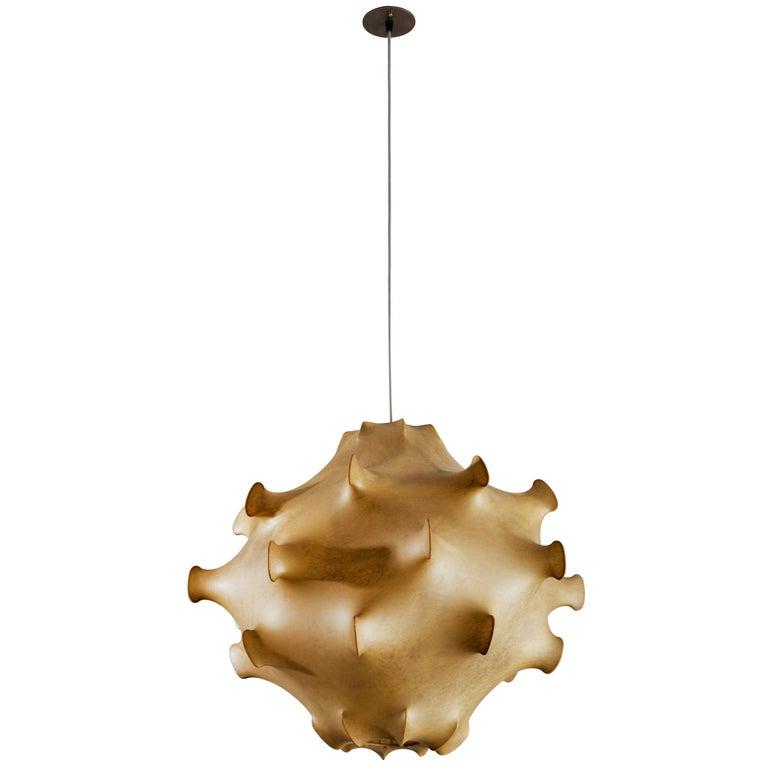 Taraxacum Pendant Light by Achille and Pier Giacomo Castiglioni For Sale