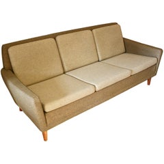 Upholstered Sofa by Folke Ohlsson for DUX, circa 1970