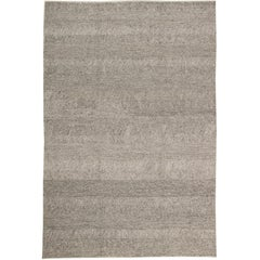 Contemporary Flat-Weave Rug
