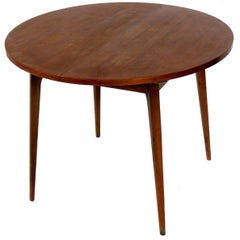 Bertha Schaefer Dining Table for Singer and Sons