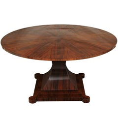 Massive Rosewood Centre Table