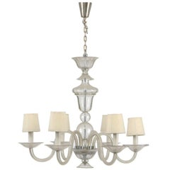 Beautiful Murano Glass Chandelier