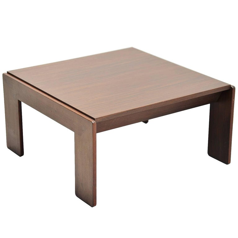 Afra e tobia scarpa bastiano coffee table by gavina italy for Coffee tables 30cm wide