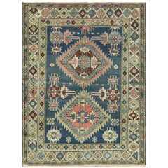 Wonderful Antique Shirvan Caucasian Rug