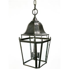Colonial Style Eight-Sided Lantern