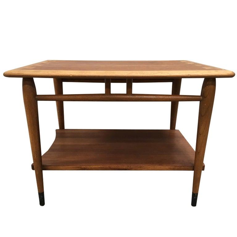 Lane Acclaim Series Coffee Table: Midcentury Lane Acclaim Series End Table At 1stdibs