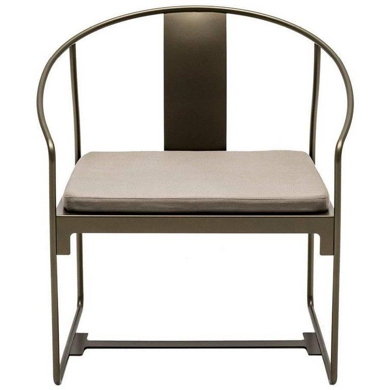 Quot Mingx Quot Outdoor Steel Armchair Designed By Konstantin