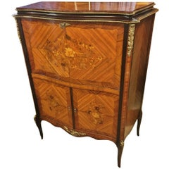 Cocktail and Drinks Cabinet, French, circa 1930