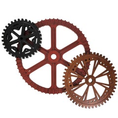 Industrial Wheel Gears