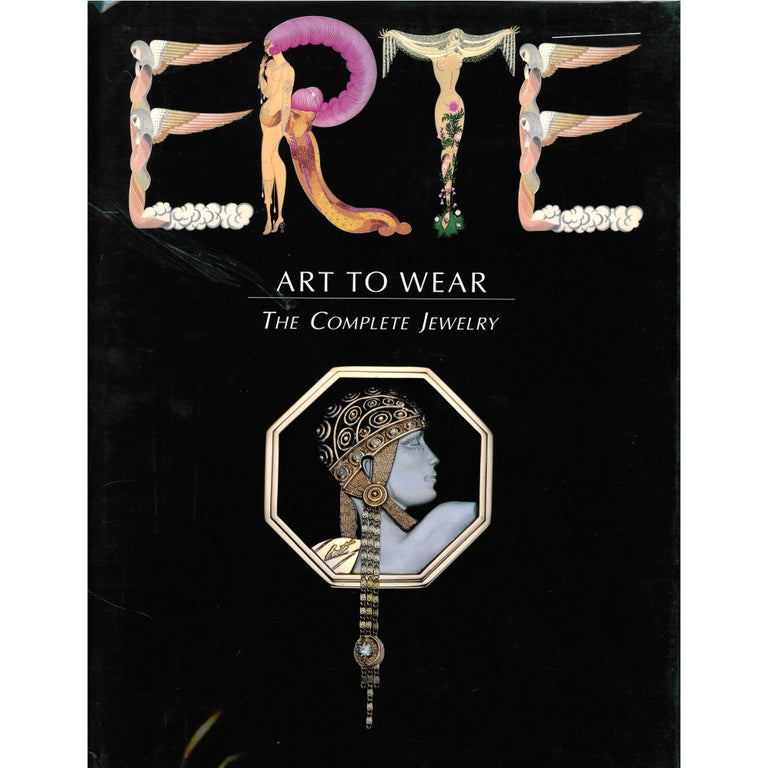 erte art to wear the complete jewelry book at 1stdibs