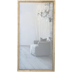 Eloquence® Grande Eugenie Panel Mirror in Toasted Almond and Gold