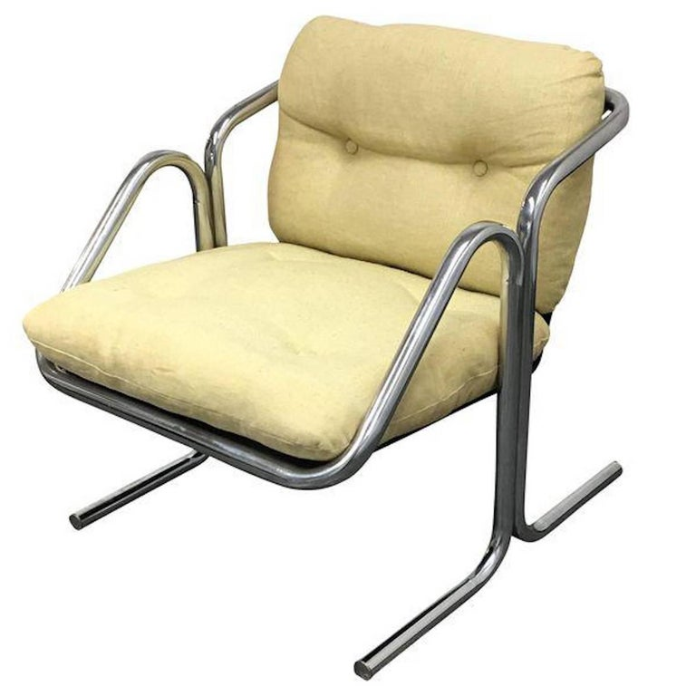 Jerry Johnson Landes Manufacturing Company Sling Chair At