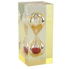 Resin Hourglass