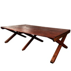Union Hall Dining Table