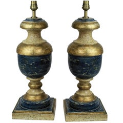 A Pair Of Florentine Lamps