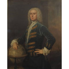 18th Century Portrait of the 13th Earl of Glencairn