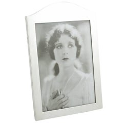 1919 Antique Sterling Silver Photograph Frame