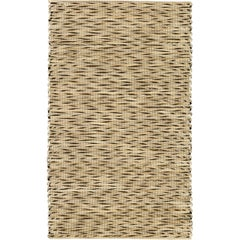Contemporary Handwoven South American Mat