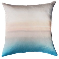 Capuccino Silk Pillow