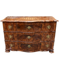 18th Century Baroque Chest of Drawers / Commode from Germany