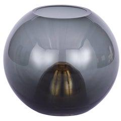 Flower Bullet Vase Smoke