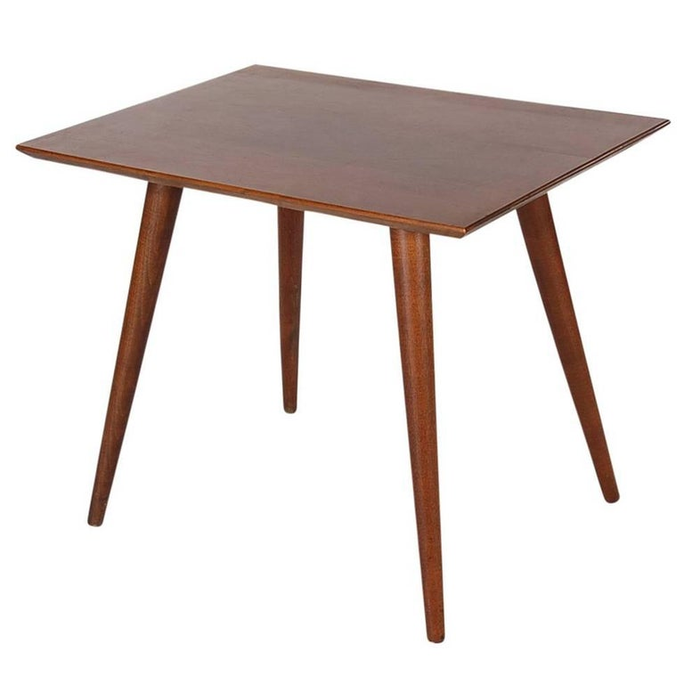 Mid-Century Modern Paul McCobb End Table or Side Table by Winchendon Furniture