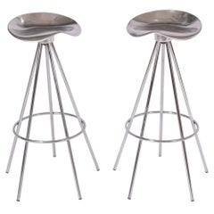"Pair of ""Jamaica"" Barstools by Pepe Cortes for Knoll"