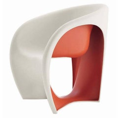 """MT1"" Sculptural Monobloc Armchair Designed by Ron Arad for Driade"