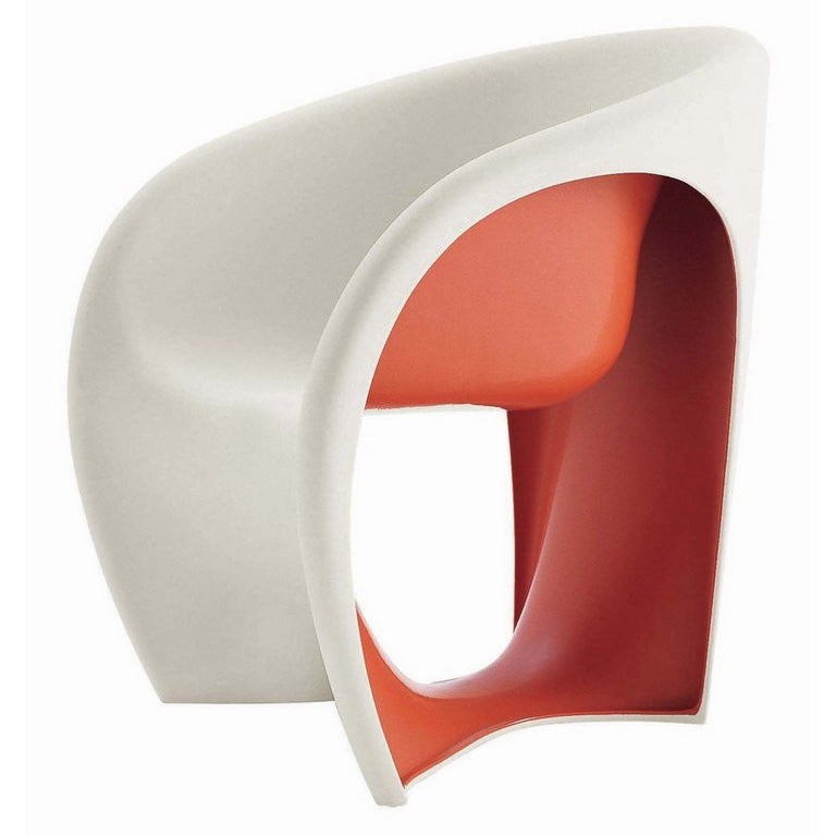 """""""MT1"""" Sculptural Monobloc Armchair Designed by Ron Arad for Driade"""