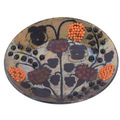 Ceramic Dish by Birger Kaipiainen for Arabia