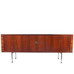 Hans Wegner Rosewood Sideboard for Ry Møbler