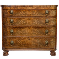Early 19th Century Scottish Chest of Drawers