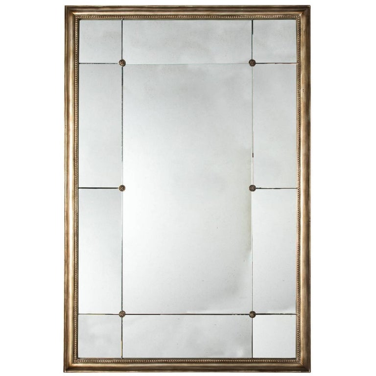 Large decorative wall mirror for sale at 1stdibs Large wooden mirrors for sale