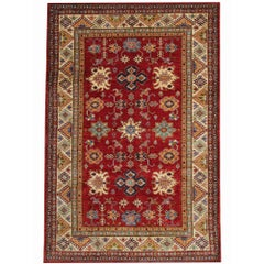 Afghan Rugs, Kazak Rugs from Afghanistan, a Kind of Traditional Rugs