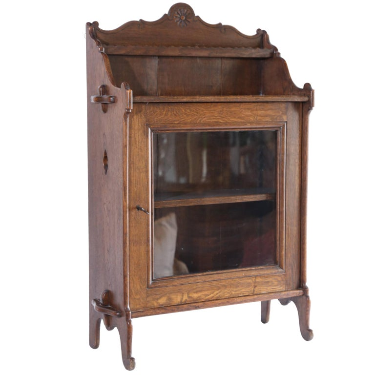 French Tabletop Cabinet or Vitrine