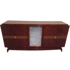 French Art Deco Sideboard, 1940