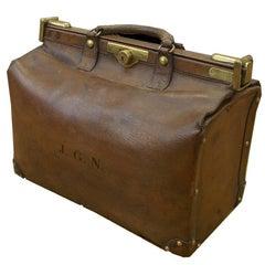 Victorian Louis Vuitton Epi Leather Gladstone Bag