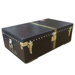 Louis Vuitton Motoring Trunk, circa 1910