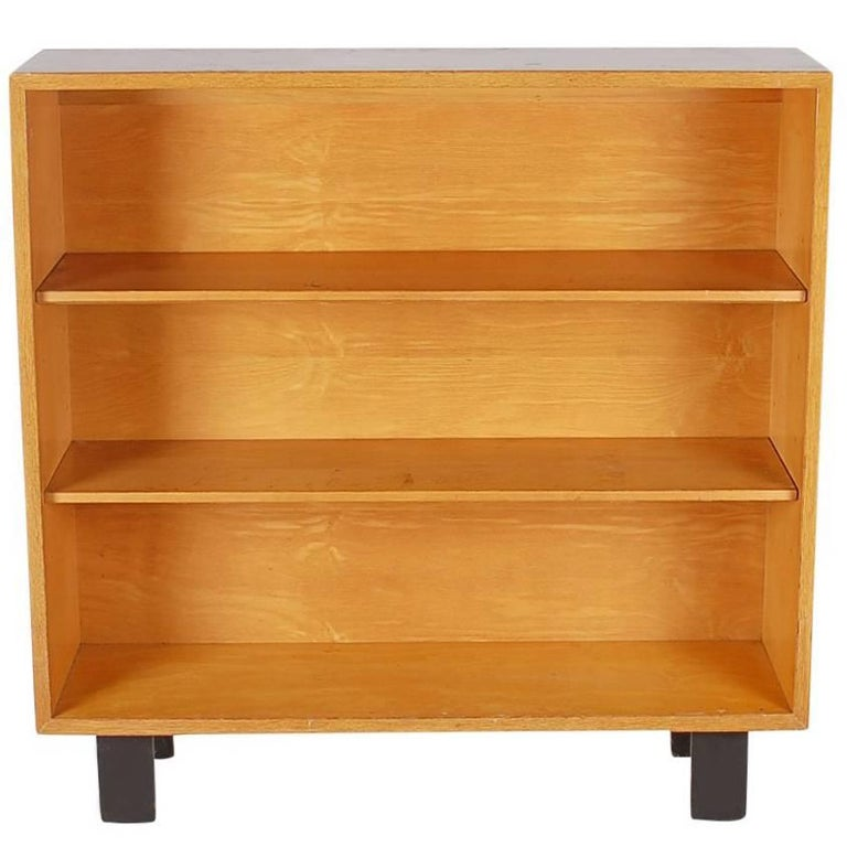 Mid-Century Modern George Nelson for Herman Miller Bookcase, Shelves or Cabinet 1