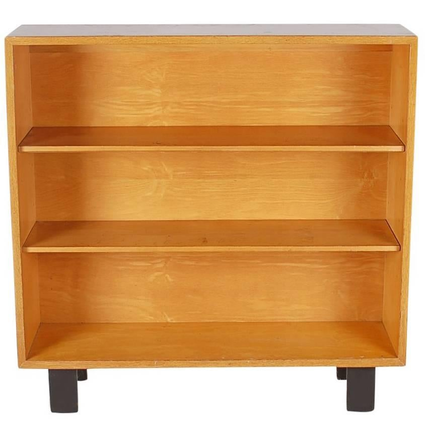 midcentury modern george nelson for herman miller bookcase shelves or cabinet