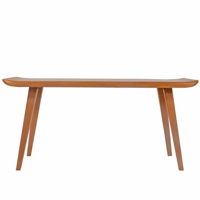"""Visingsö"" Pine Bench by Carl Malmsten For Sale"