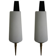 1950s Charming Wall Sconces